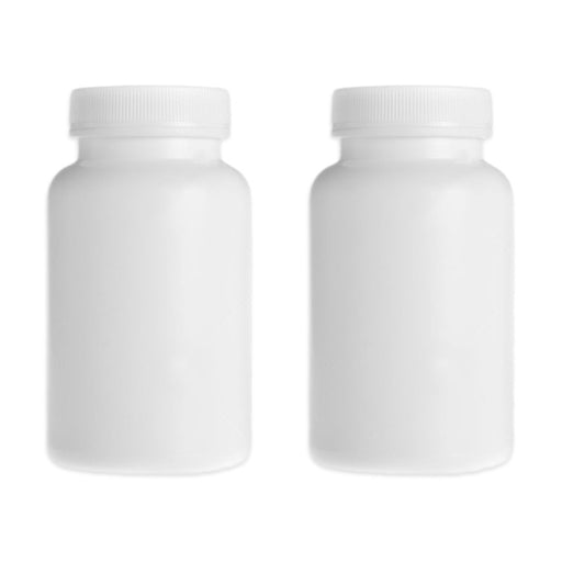 Empty White Capsule Bottle - UPC Medical Supplies, Inc.