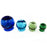 Color Glass Cupping 4 Piece Set