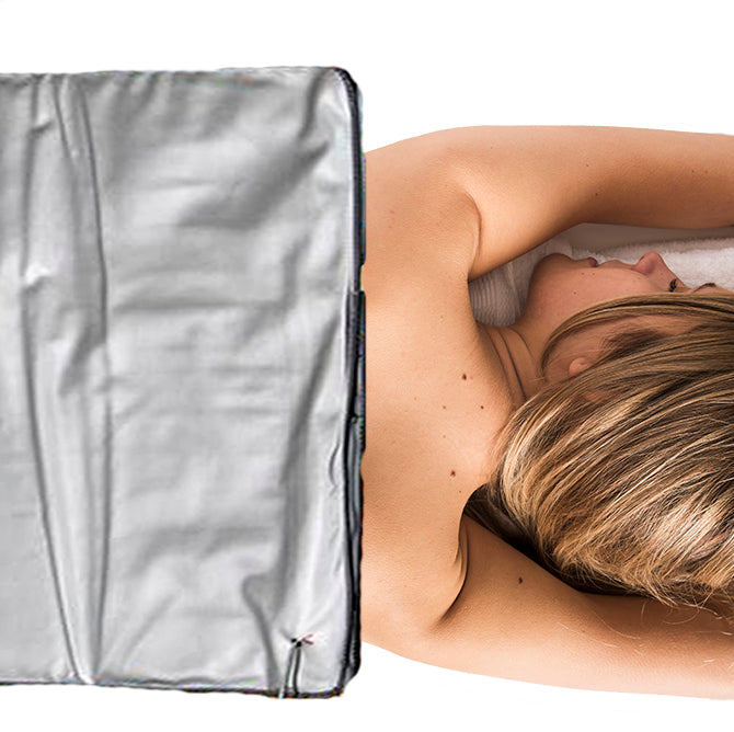 Dual Zone Far Infrared Sauna Blanket