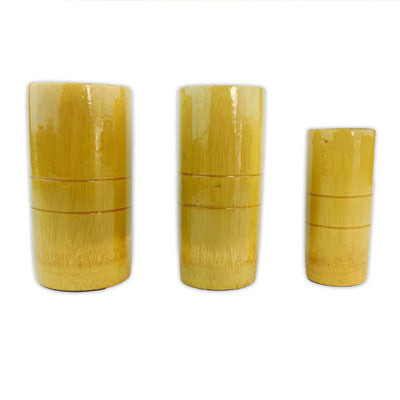 Bamboo Cupping Set