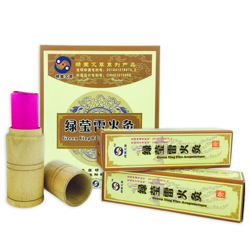 Thunder Fire Moxa Rolls - Ultimate Moxibustion Effect