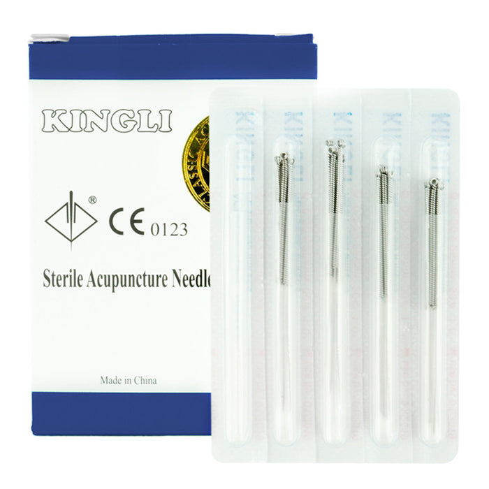 Kingli Acupuncture Needles 5 Pack - UPC Medical Supplies, Inc.
