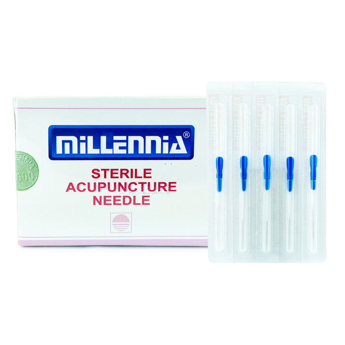 Millennia Acupuncture Needle Single Pack