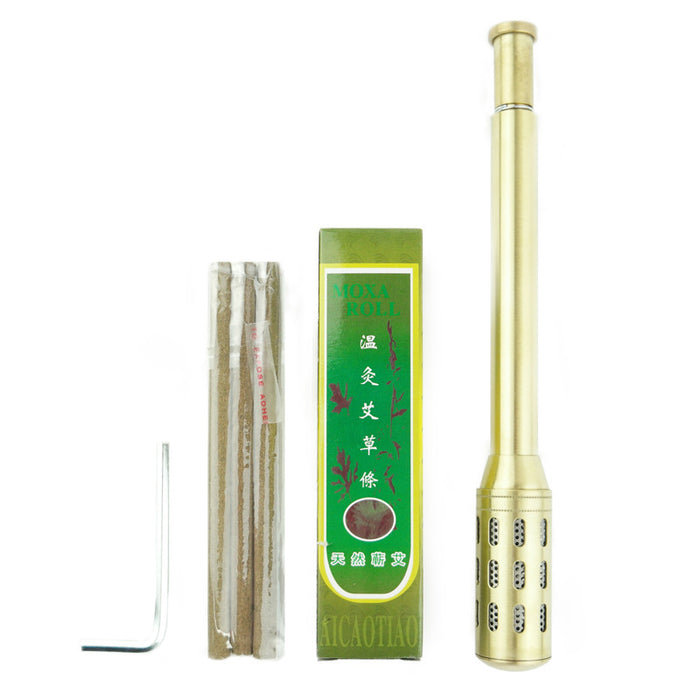 Moxa Roller Kit for Cosmetic Acupuncture