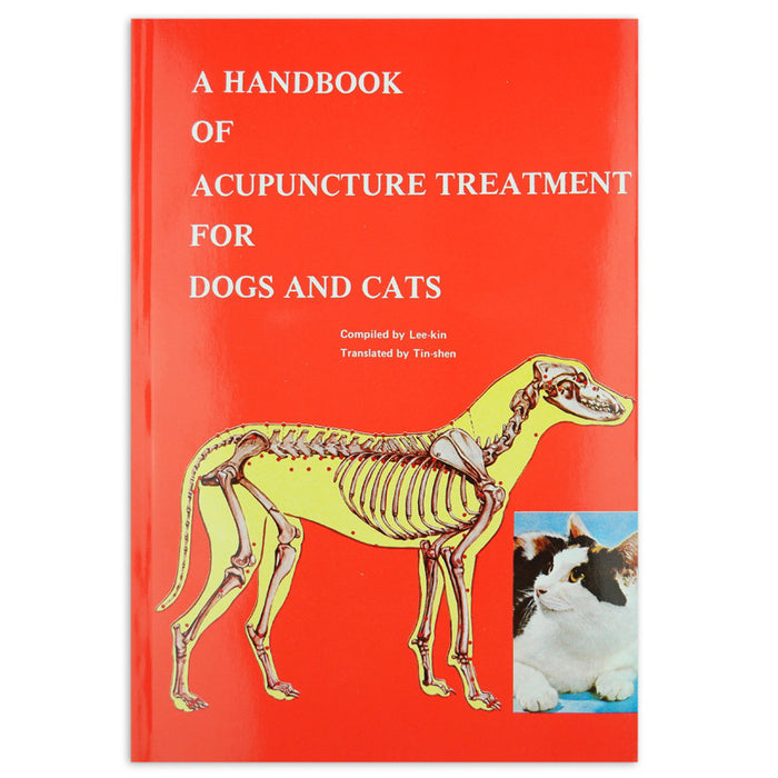 Handbook of Acupuncture for Dogs and Cats - UPC Medical Supplies, Inc.