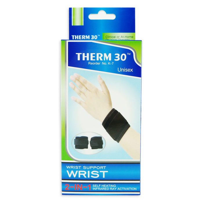 THERM30 - Wrist Support 2-in-1 (Infrared & Self Heating)