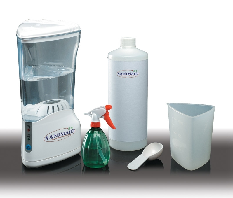 SaniMaid - A Hi-Tech Cleaning Product