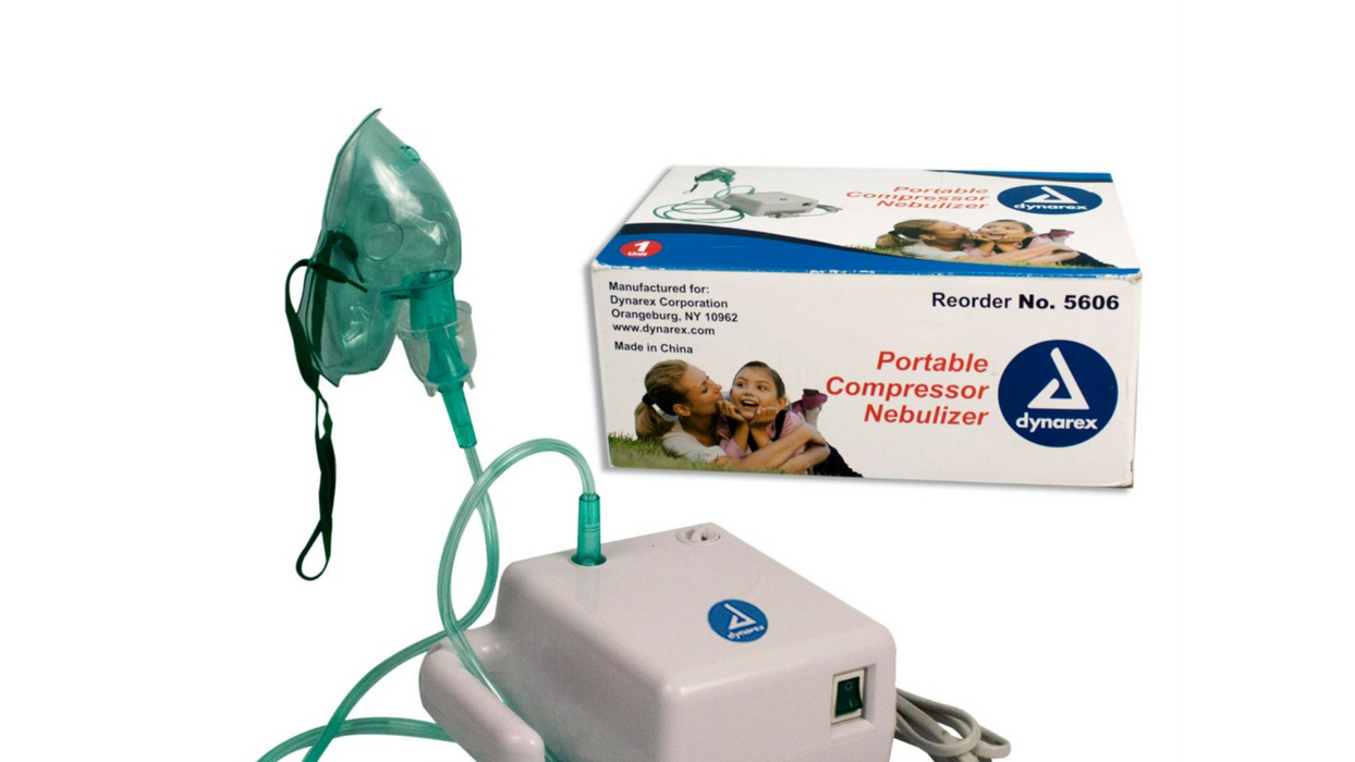 Portable Compressor Nebulizer