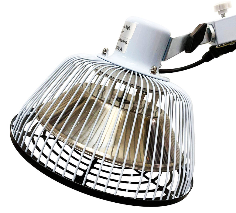 2019 Model Far-Infrared Mineral TDP Lamp