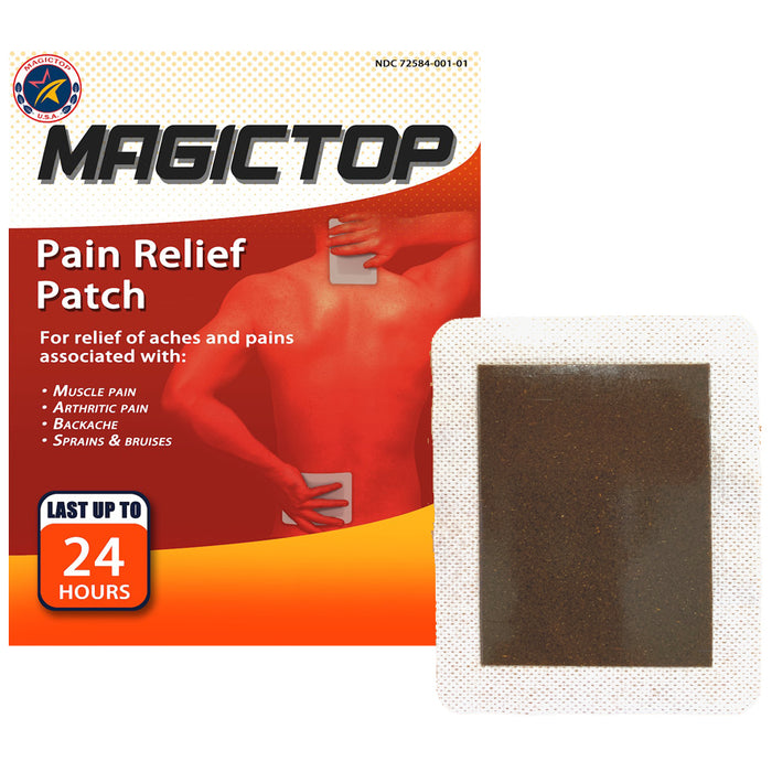 Magictop Pain Relief Patches