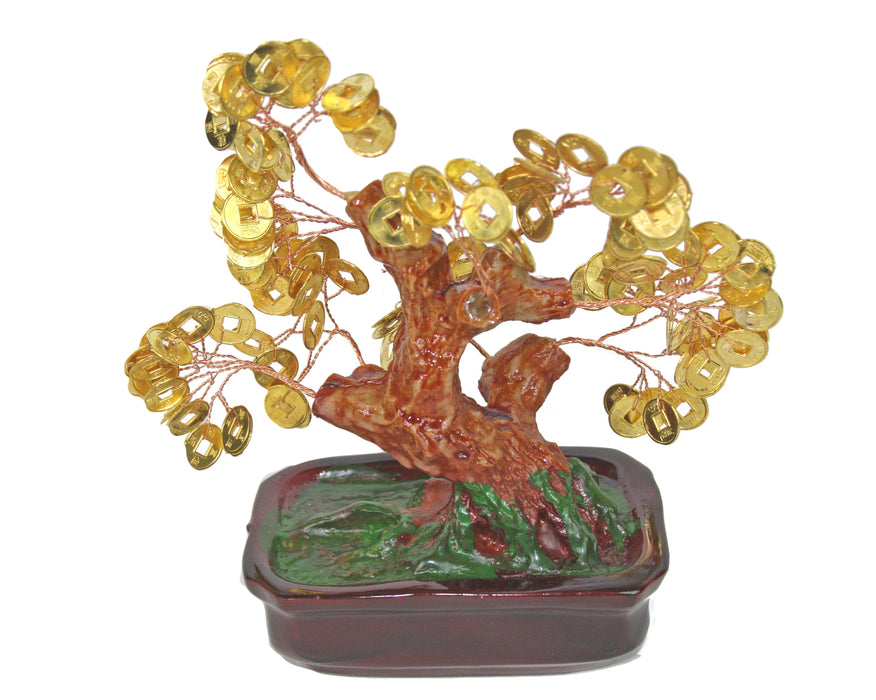 Bonsai Lucky Desk Charm