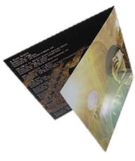 Printed Jewel Case Insert (2 Pages)