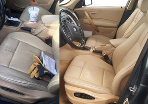 Automotive Leather & Vinyl Dye