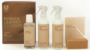 Leather Master Nubuck Eco Cleaning/Maintenance Kit