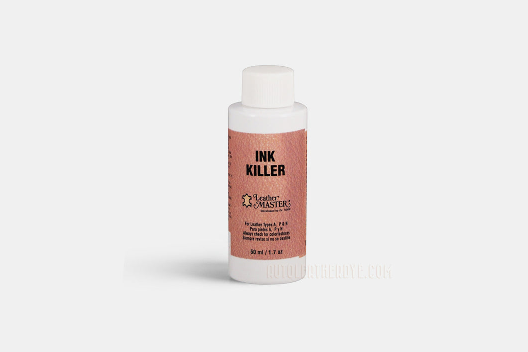 Leather Master Ink Killer
