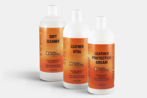 Leather Master Leather Care Bundle 1 Liter
