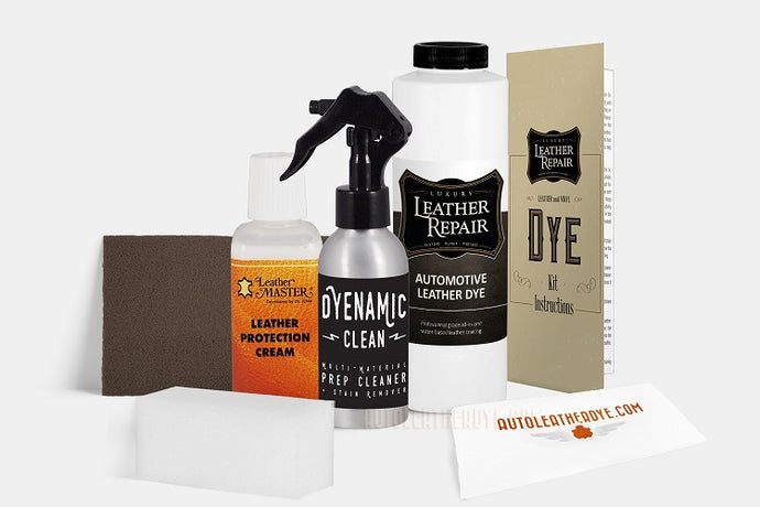 Automotive Leather & Vinyl Dye Kit