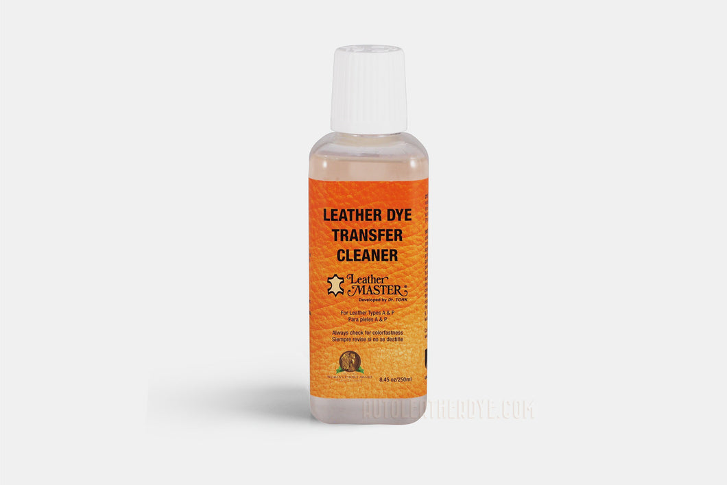 Leather Master Dye Transfer Cleaner