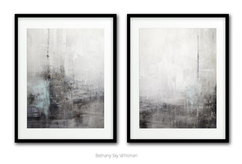 The Drifter digital downloadable prints set of two