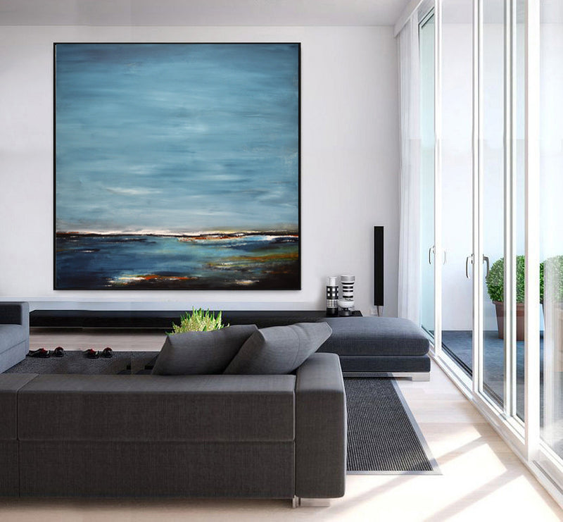 seascape landscape artwork