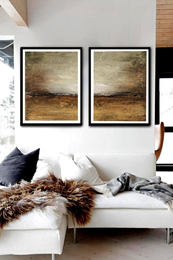 """Rustic Path"" Digital Download Print Set Of Two"