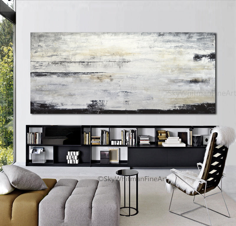 large art modern painting design