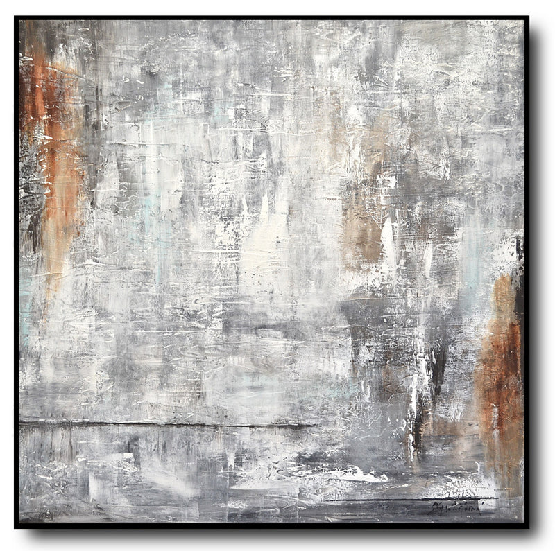 textured wall art abstract painting design