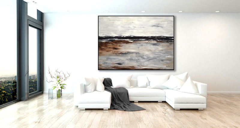 oil painting ocean landscape fine art