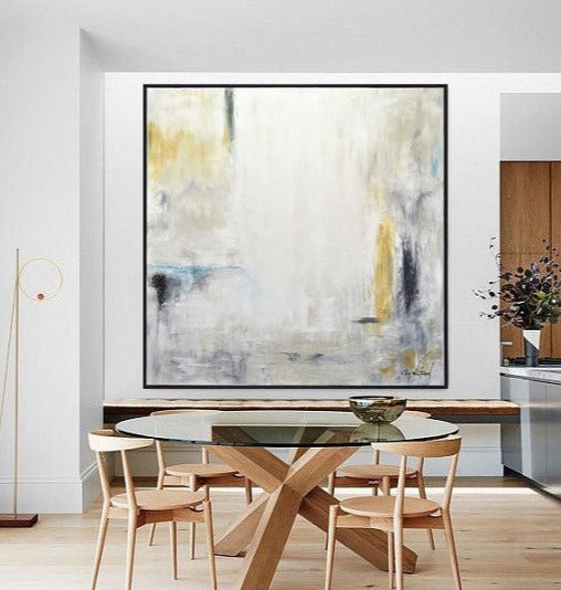 large abstract painting contemporary art www.skywhitmanfineart.com
