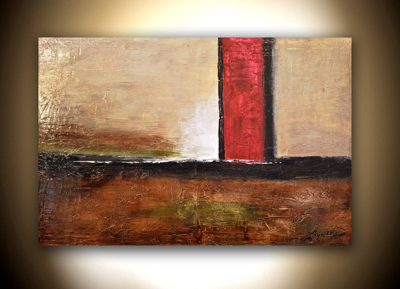 large original art for sale abstract art modern art oil painting Bethany Sky Whitman