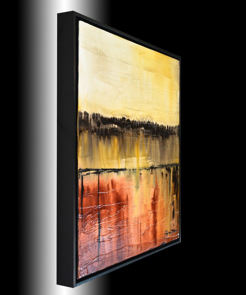 original abstract art modern painting framed painting online art gallery Bethany Sky Whitman