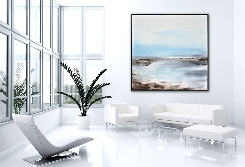 """Whispers"" Private Collection Seascape Painting"