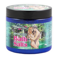 Aphrodisi Bath Salts 400g
