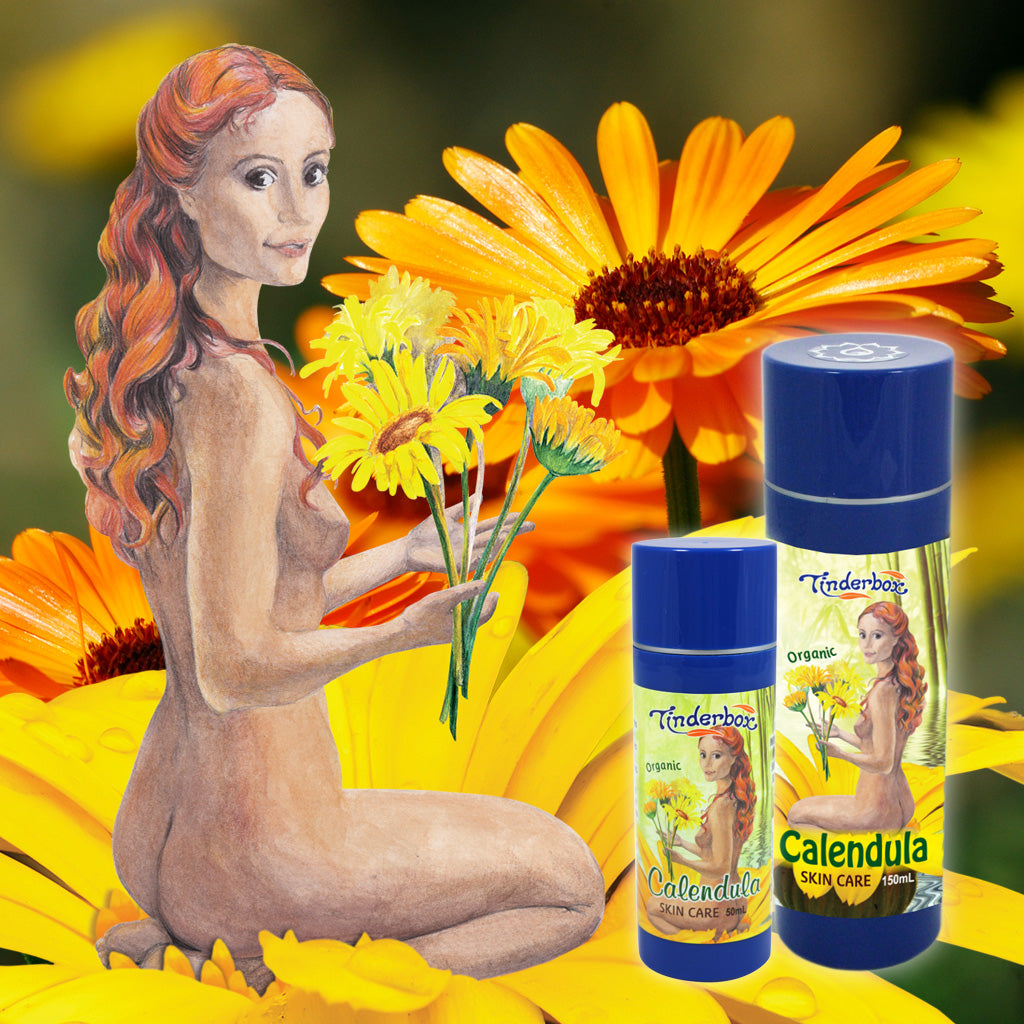 Calendula Skin Care Cream