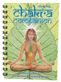 Chakra Companion, Third Edition (116 pages)