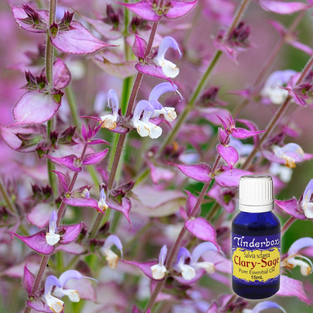 Clary-Sage Essential Oil 15mL