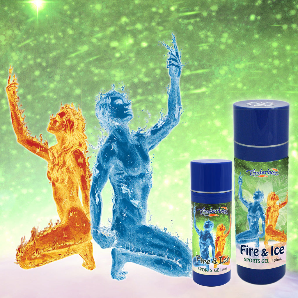Fire and Ice Sports Gel