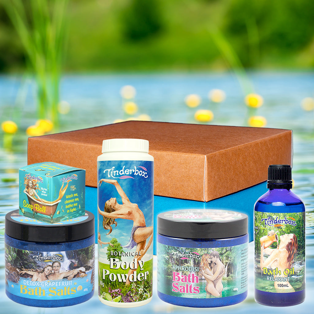 Bath Time Gift Box