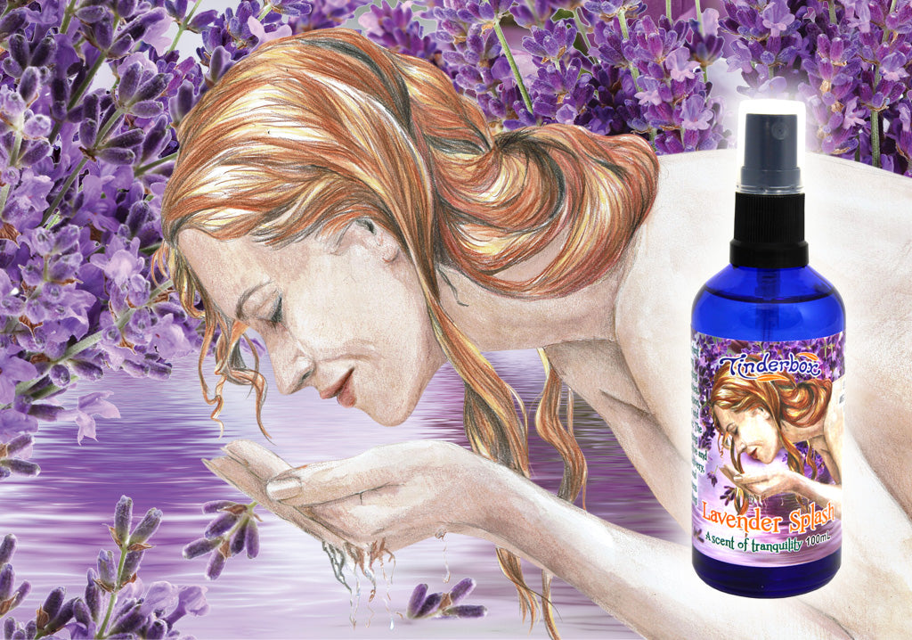 Lavender Splash: Tranquility 100mL