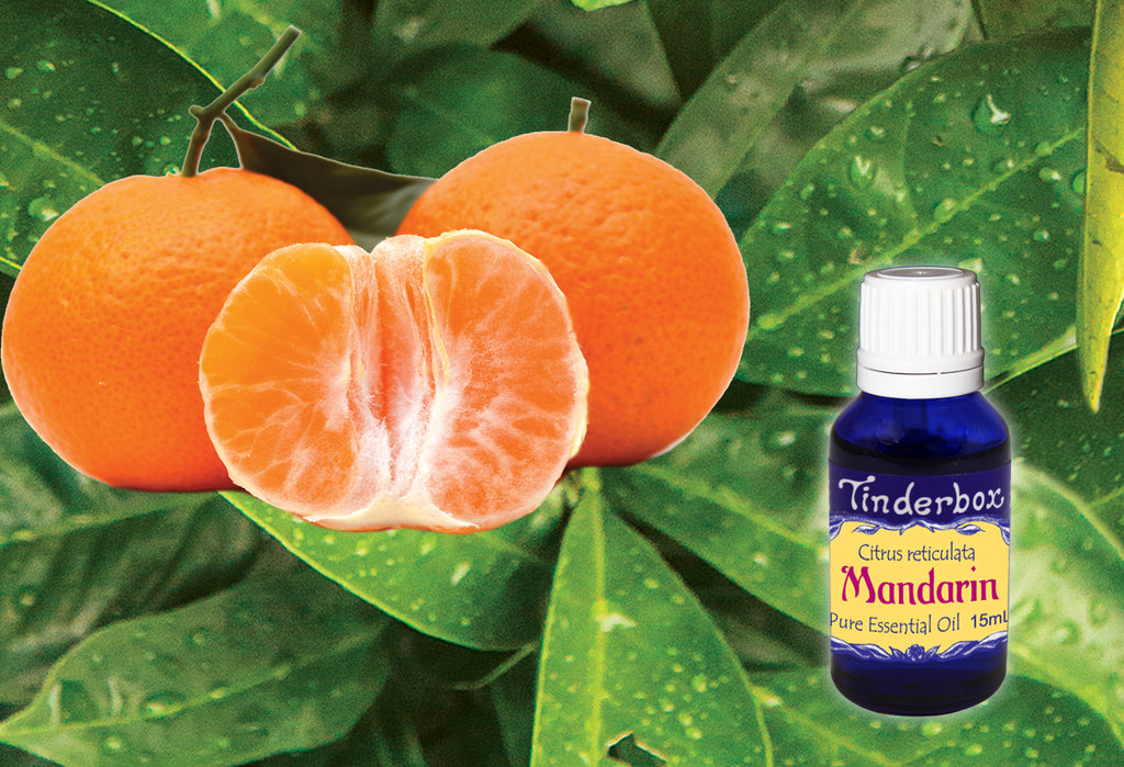 Mandarin Essential Oil 15mL