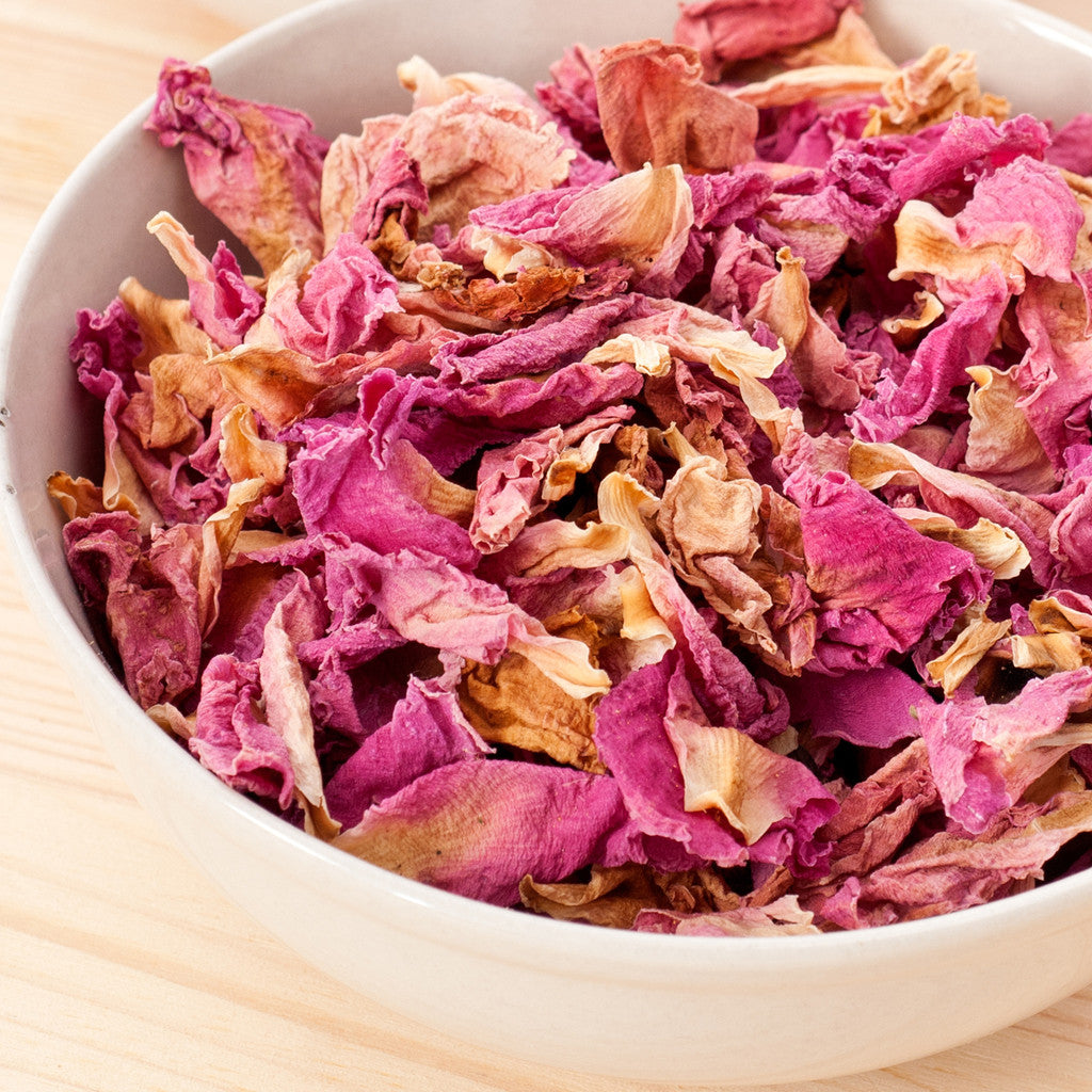Red Rose Petal, Whole 100g