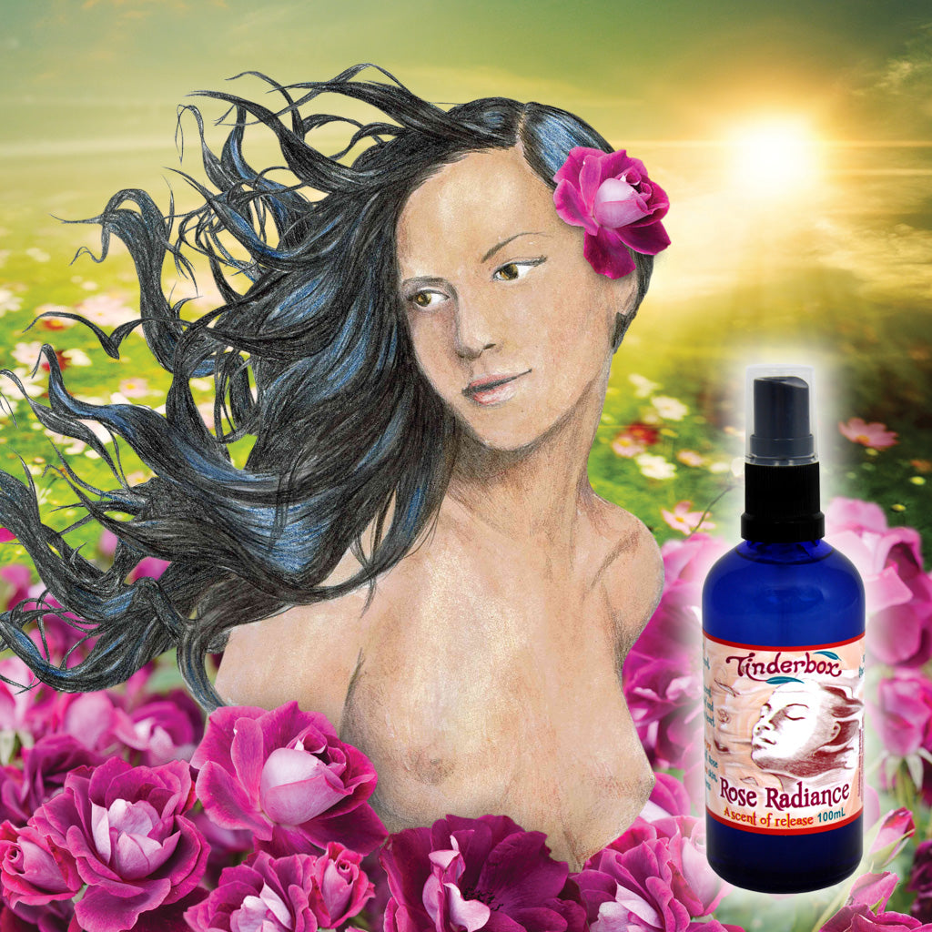 Rose Radiance: A scent of Release 100mL
