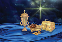 Three Sacred Gifts of Christmas