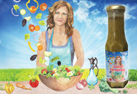 Herbal Salad Dressing 250mL