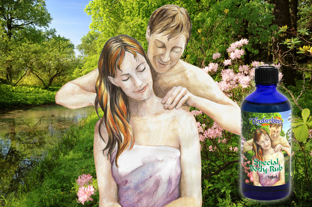 Special Body Rub 100mL