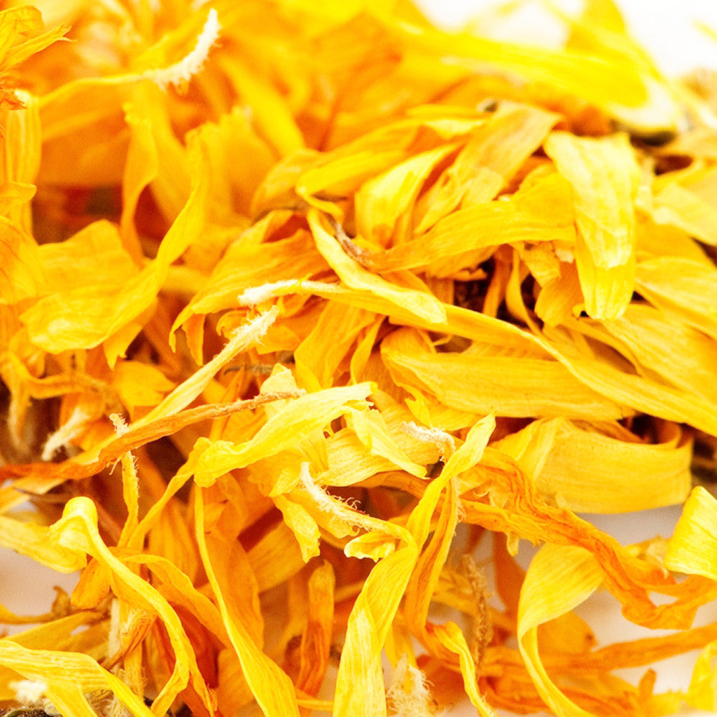 Calendula Flower, Cut, No Calyx 100g