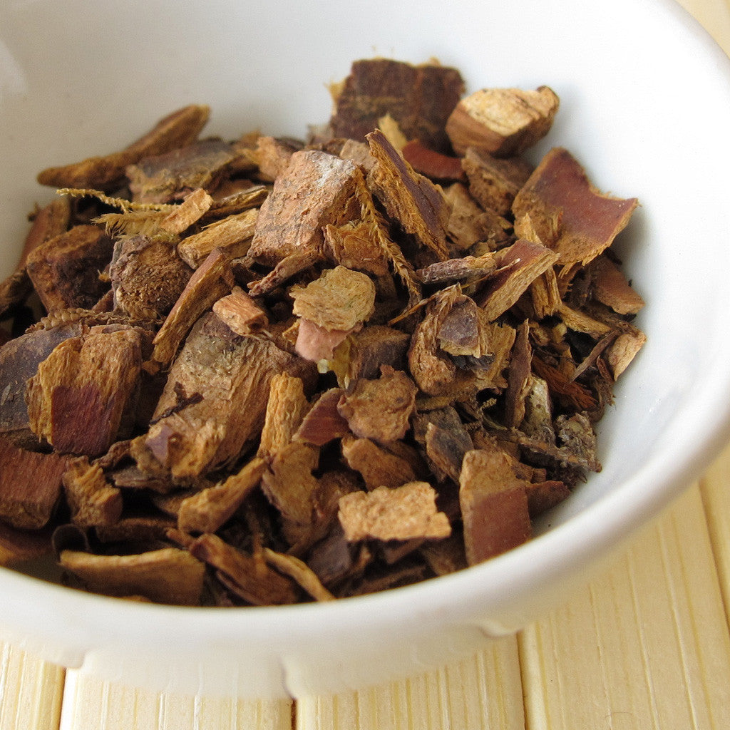 Cascara Sagrada Bark, Cut