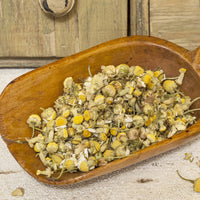 Chamomile Flowers, Whole Organic