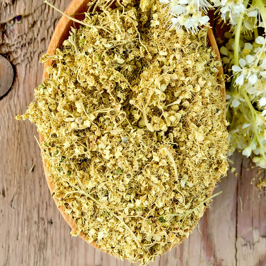Meadowsweet Herb, Cut