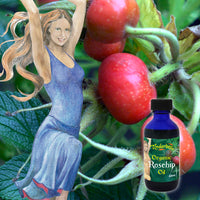 Organic Rosehip Oil 60mL